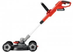Tondeuse gazon 3 en 1 BLACK+DECKER STC1820CM-QW